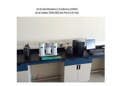 Analisis Mecanico Dinamico (DMA)
