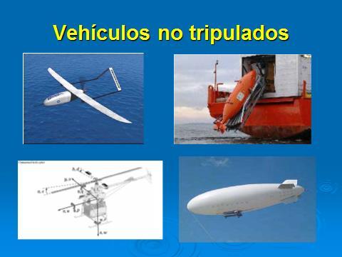 Vehiculos no Tripulados 1